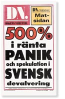 Finanskrisen i Sverige 1990–1994